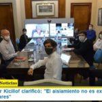 """El Gobernador Kicillof clarificó: """"El aislamiento no es exclusivo de los barrios populares"""""""