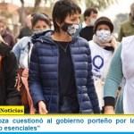 """Mayra Mendoza cuestionó al gobierno porteño por la apertura de """"comercios no esenciales"""""""