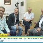 """Instituto Patria: """"el documento de JxC sobrepasa los límites de la dignidad humana"""""""