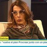 """Ministra Bielsa: """"vuelve el plan Procrear junto con un plan de acceso al suelo"""""""