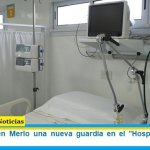 """Se inauguró en Merlo una nueva guardia en el """"Hospital Héroes de Malvinas"""""""