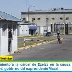 Nuevo allanamiento a la cárcel de Ezeiza en la causa por espionaje ilegal durante el gobierno del expresidente Macri