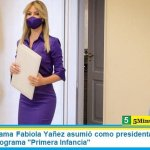 """La Primera Dama Fabiola Yañez asumió como presidenta del Consejo Asesor del Programa """"Primera Infancia"""""""
