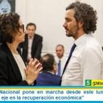 """El Gobierno Nacional pone en marcha desde este lunes """"gabinetes temáticos con eje en la recuperación económica"""""""