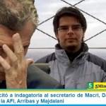 El juez Auge citó a indagatoria al secretario de Macri, Darío Nieto, y a los exjefes de la AFI, Arribas y Majdalani
