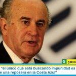 """Oscar Parrilli: """"el único que está buscando impunidad es Macri, que da órdenes desde una reposera en la Costa Azul"""""""