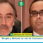 """Oscar Parrilli: """"Bruglia y Bertuzzi se van de Comodoro Py, vuelven a sus juzgados"""""""