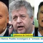 El juez federal Ramos Padilla investigará el «armado de la causa Gas Licuado»