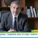 Ministro Salvarezza: «Argentina tiene el mejor sistema de ciencia de Latinoamérica»