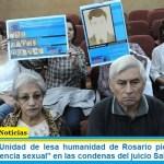 """El jefe de la Unidad de lesa humanidad de Rosario pide considerar casos de """"violencia sexual"""" en las condenas del juicio Saint Amant III"""