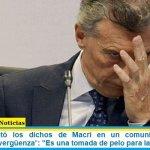 """El PJ contestó los dichos de Macri en un comunicado titulado """"Perdiendo la vergüenza"""": """"Es una tomada de pelo para la historia"""""""