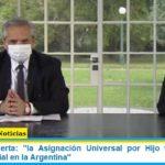 Fernanda Raverta: «la Asignación Universal por Hijo transformó la seguridad social en la Argentina»
