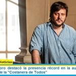 """Leandro Santoro destacó la presencia récord en la audiencia por la privatización de la """"Costanera de Todos"""""""