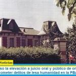 Rafecas dispuso la elevación a juicio oral y público de once represores acusados de cometer delitos de lesa humanidad en la PBA