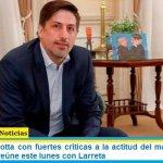 El ministro Trotta con fuertes críticas a la actitud del macrismo sobre las clases se reúne este lunes con Larreta