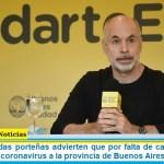 Clínicas privadas porteñas advierten que por falta de camas trasladan pacientes con coronavirus a la provincia de Buenos Aires