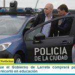 Denuncian que el Gobierno de Larreta comprará patrulleros con recursos que recortó en educación
