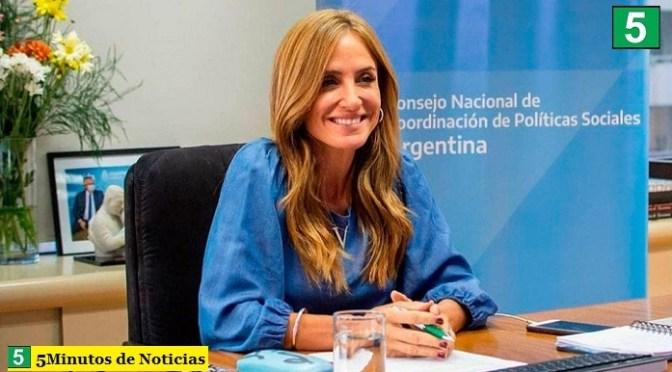 """Victoria Tolosa Paz: """"El problema lo tiene Cambiemos, que no para de cambiar de nombre y domicilio"""""""