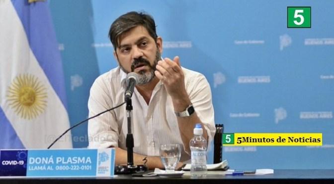 Carlos Bianco destacó los objetivos a futuro planteados en la campaña del Frente de Todos