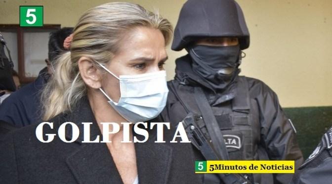 """Bolivia: """"Jeanine Áñez podría recibir 30 años de cárcel por el golpe de 2019 y delitos de lesa humanidad"""""""