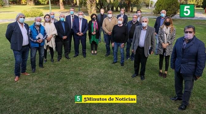 La CGT respaldó al Gobierno y analizó con el Presidente la situación laboral y el proceso electoral