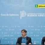 Carlos Bianco: «134 irresponsables no cumplieron con el aislamiento tras regresar del exterior»