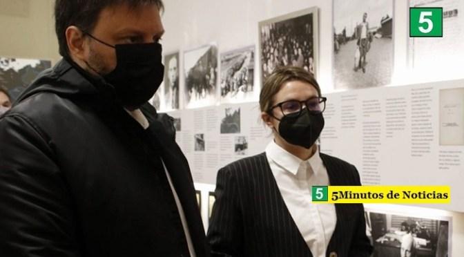 Leandro Santoro y Gisela Marziotta visitaron la Casa de Ana Frank