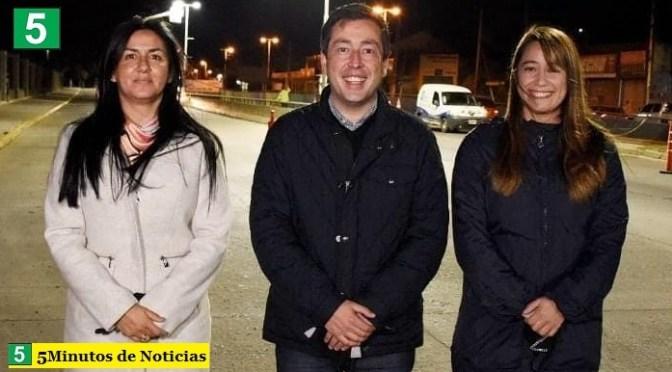 "Leo Nardini se despidió como intendente con otra megaobra: ""33 mil nuevas luces LED en todo Malvinas Argentinas"""