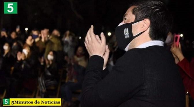 """Leo Nardini agasajó a profesores y maestros de Malvinas Argentinas: """"Queremos que los docentes se sientan valorados"""""""