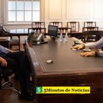 El ministro Aníbal Fernández recibió a Marcelo Sain y analizaron la situación de Rosario