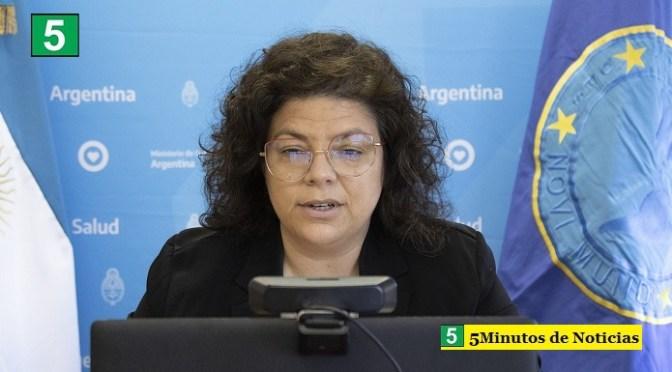 Argentina asumió la presidencia del Comité Ejecutivo de la OPS para el período 2021-2022