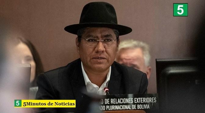 El embajador boliviano en la ONU denunció que servicios de inteligencia argentinos estuvieron involucrados en el golpe de 2019