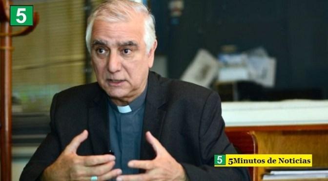 Jorge Lozano obispo de San Juan pidió a la dirigencia política que «encare acciones profundas y eficaces contra el narcotráfico»