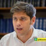 """Gobernador Kicillof: """"La propuesta de JxC es neoliberalismo enmascarado por consultores"""""""