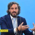 Santiago Cafiero: «El discurso del odio daña la democracia»