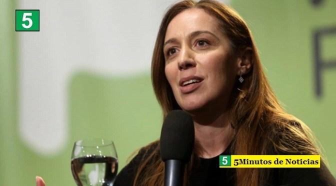 Una exrecaudadora de la campaña de Vidal 2019 fue imputada por estafa a un aportante