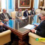El Presidente Fernández recibió a los gobernadores de Salta, La Rioja y La Pampa. Repasó la Agenda Federal