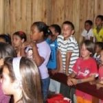 God Blessed Labors of Team in Rivera, Uruguay (2012)