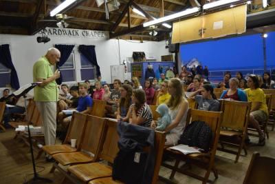 2016-06 Boardwalk Chapel NH article photo 2 - Krabbendam at Boardwalk Chapel