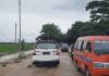 Banjir di Jalan Pantura Pati Juwana