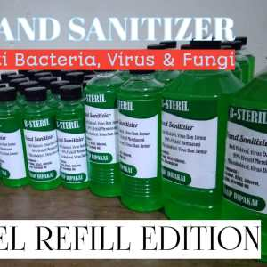 Hand Sanitizer B Steril Gel