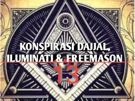 Konspirasi Dajjal, Iluminati dan Freemason - 13