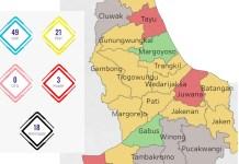 Update Virus Corona Pati, Satu Pasien Corona Sembuh, Sukolilo Zona Merah