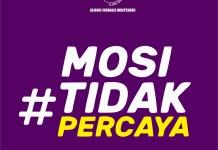 DPR RI Sahkan UU Cipta Kerja, Netizen Gaungkan #MosiTidakPercaya