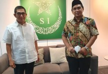 Jelang Muktamar PPP, Sarekat Islam Dukung Taj Yasin Jadi Ketua Umum