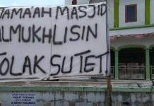 Bukan Menolak SUTET, Warga Kedungwinong Tolak Kabel Melintasi Pemukiman