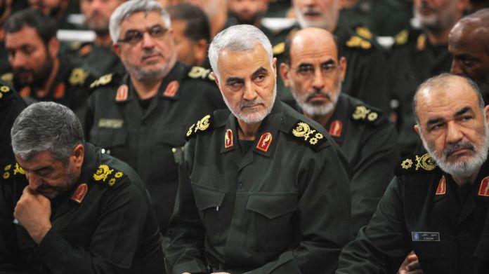 Mayjen Qasem Soleimani