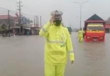 Genuk Semarang Banjir