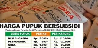 Pupuk Subsidi