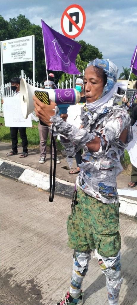 Aliansi Jurnalis Independen (AJI) Kota Jambi dan Pers Mahasiswa Jambi